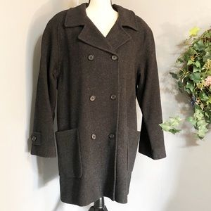 VINTAGE Alfred Dunner Wool Coat